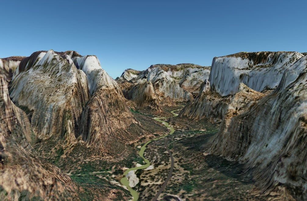 CRYENGINE KRs Heightmap Video Tutorial Making Scale Maps - Height map google maps