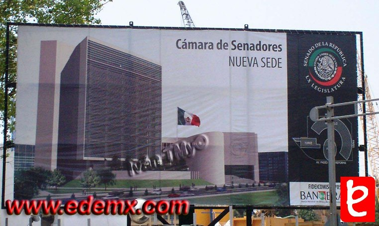 Camara de Senadores, Nueva Sede. ID346, Iván TMy©, 2008