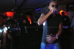 sanfrancisco camera sunglasses concert flash livemusic performing soma mic rapping club6 cameraflash clubsix 6ix canibus club6ix