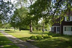 Yard, Onaway side
