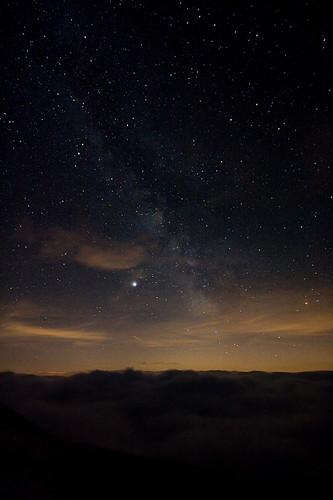 Via Lattea Milky Way