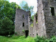 Finlarig Castle - south front