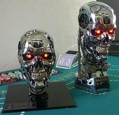 Terminator (FelMarWETA) Tags: skull icons day head replica bust chrome terminator judgement prop collectibles sideshow t2 endo t800 endoskeleton endoskull