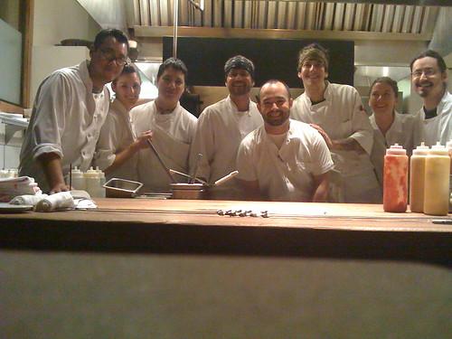 crew on 7/19/08