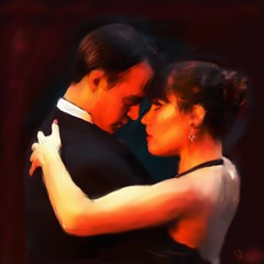 Partners For The Tango (Pat McDonald) Tags: argentina dance intense tango passion conflict juanpablo malice juannypg