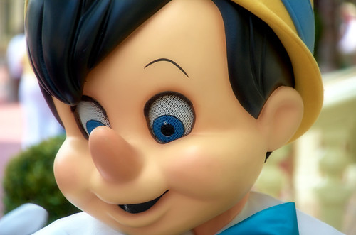 Disney - Pinocchio!