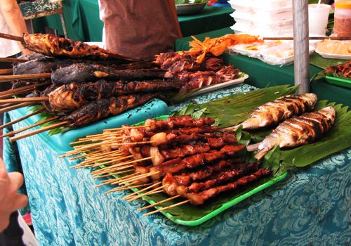 Salcedo Market - Grill