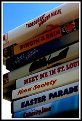Week 32 (pic a) Secret # 4 - I LOVE old musicals (Jo and Paul's pics) Tags: oklahoma smile 30 happy singing dancing musicals secrets oldtime highsociety calamityjane singingintherain easterparade photoaweek meetmeinstlouis sevenbridesforsevenbrothers thouroughlymodernmillie hpad hpaw