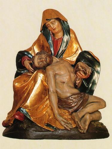 Maria Bildstein, Pietà
