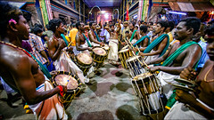 Meenakshi Temple festival - Madurai (Henk oochappan) Tags: travel india canon eos asia madurai tamil tamilnadu 2007 southindia dravidian canoneos5d oochappan indianphotography chitrai img9756 tamillifeculture maduraicitylife