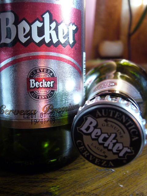 Cerveza Becker