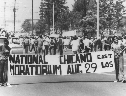 Carlos in DC: Remembering the Chicano MORATORIUM Movement - Forty ...