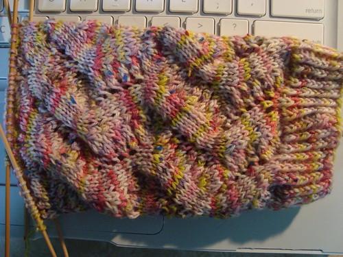 spring forward - knitty