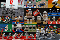 Olympic Highlights (713 Avenue) Tags: trooper starwars nikon lego beijing stormtrooper olympic d200 nikkor 2008 60mmf28gmicro