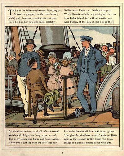 01- Embarcando en Folkestone para cruzar el canal
