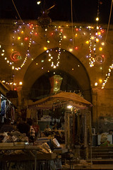Old City Ramadan Magic (jenniferlisa) Tags: lowlight palestine ramadan oldcity damascusgate