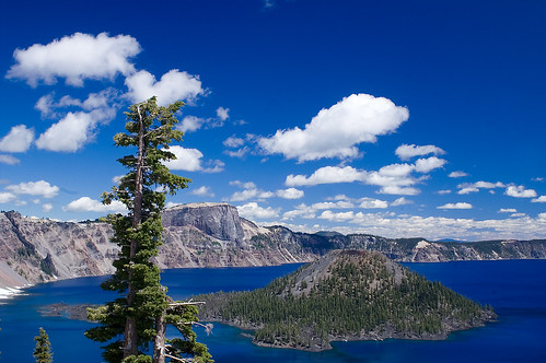 Crater Lake Oregon - 1