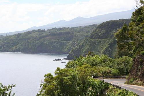way to Hana, Maui, Hawaii