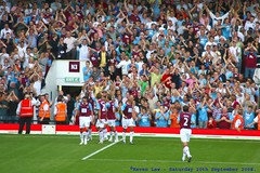 Happy Hammers.... (law_keven) Tags: england london sport football soccer footie hammers irons footballgrounds westham uptonpark westhamvnewcastle