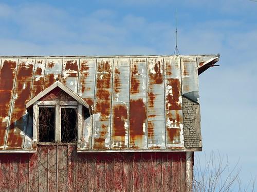 Barn in Sauk County, Wisconsin