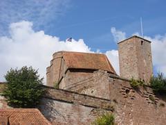 Chateau de Lichtenberg (Spiterman) Tags: castle alsace chateau vosges lichtenberg basrhin vosgesdunord spiterman