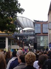DSCF5508 (mattbuck4950) Tags: england bristol unitedkingdom shoppingcentre shoppingcenter 2008 grandopening broadmead shoppingarcade merchantsquarter cabotcircus georgewhitestreet