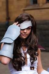 Beatrix (yeshayden) Tags: girl cosplay beatrix eyepatch finalfantasyix manifest2008 mielz
