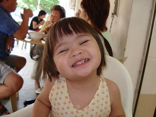 Nadine at Ya Kwang