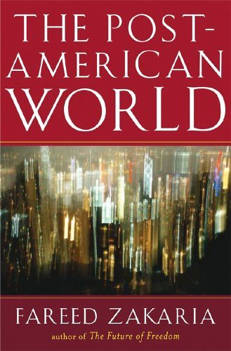 Frances Aileen Allen reviews The Post-American World by Fareed Zakaria