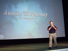 Justin Muchoney - Chief Magical Officer, Walt Disney Company