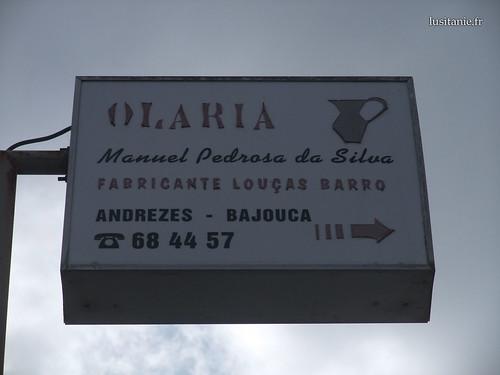 Olaria nos Andrezes, na Bajouca