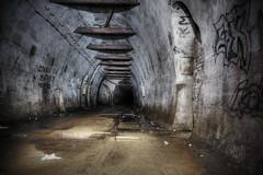 (5y12u3k) Tags: wet underground darkness military poland explore tunnels hdr decayed tonemapped explored mru wysoka miedzyrzecz 5y12u3k pathscaminhos pniewo sylwekeu