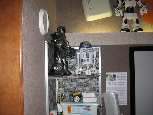 R2D2 and pals