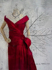 VESTIDO ROJO // RED DRESS (MAIKA 777) Tags: red espaa textura shop photoshop shopping rouge spain rojo flickr mannequins dress schaufenster dummy rosso vestido manequim displaywindow escaparate boutiques maniqu etalagepop manichino vitrina img3515 gliederpuppe canoneos450d mannekng mannequindevitrine  maika777 m  loquetedigalarubia