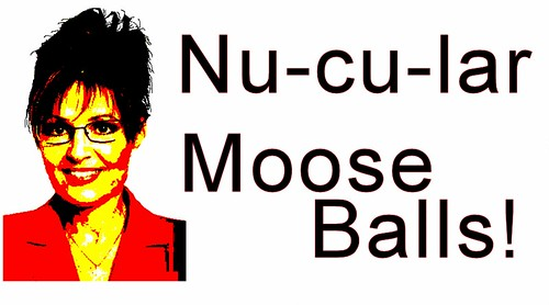 Nu-cu-lar MooseBalls by greenmoonart1.