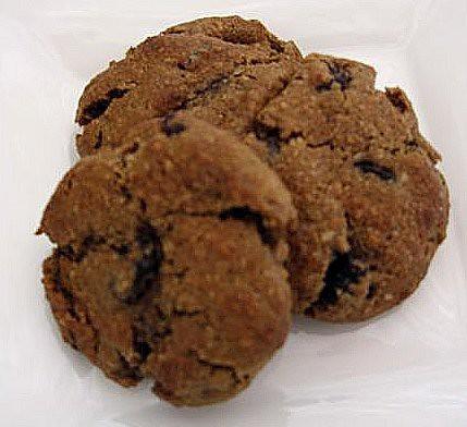 Gluten Free, Allergy Friendly Oatmeal Raisin Cookie