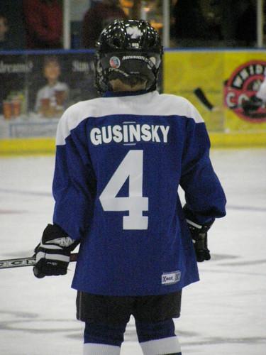 ... around for Everett Youth Hockey's Glacier Bears.