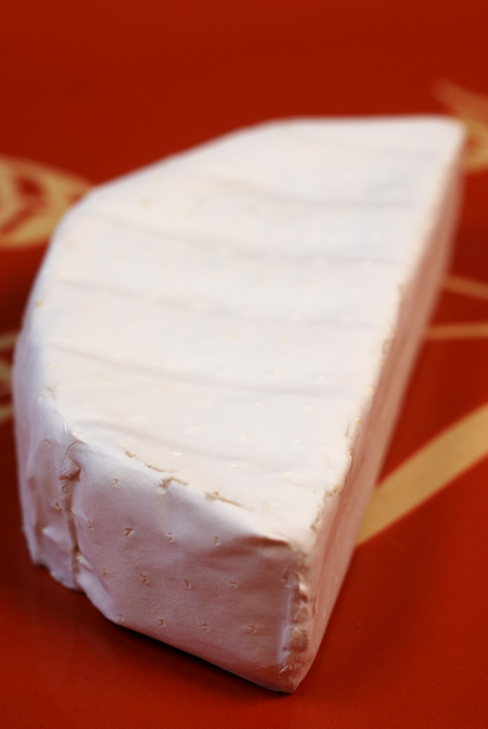 king island dairy double brie© by Haalo