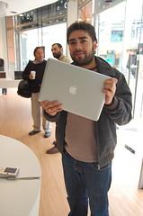 Lanzamiento Macbook aluminio