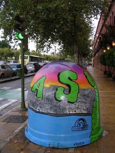 A S U. Grafiti 31.