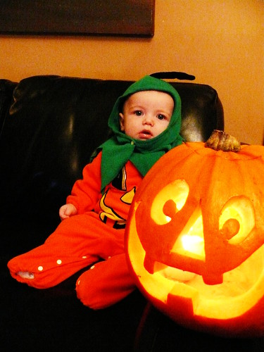 Happy Halloween from Henry!