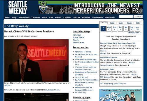 Seattle Weekly