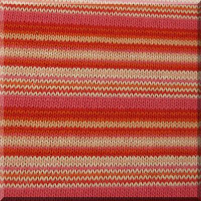 Fuchsia Stripe Sweater Knit