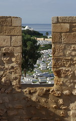 Tunisia 38 (Wy@rt) Tags: africa castle cemetery graveyard tunisia islam afrika tunisie islamic rabat monastir tunesië ribat lafrique