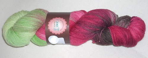 Yarn Love Bayfield Apple