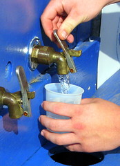 100 Things to see at the fair outtake: Free water
