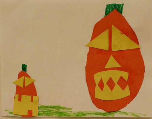 Patrick's pumpkins