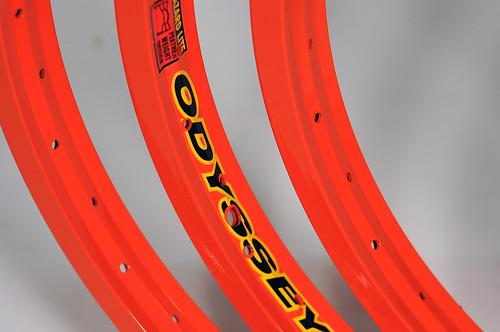 Orange Hazard Lites