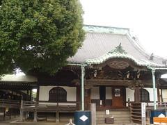 題経寺 本堂