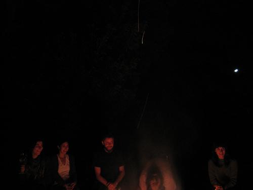 bonfire - demon